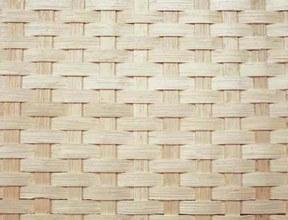 Foto    Rollo tejido de bambú natural cinta 4b - (rollo de 90 cms x 15 mt