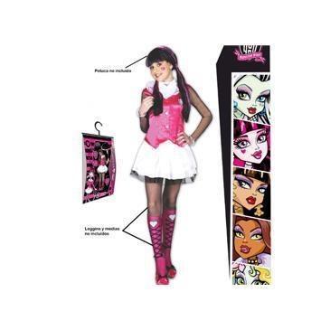 Foto  Disfraz Monster High: Frankie stein 12