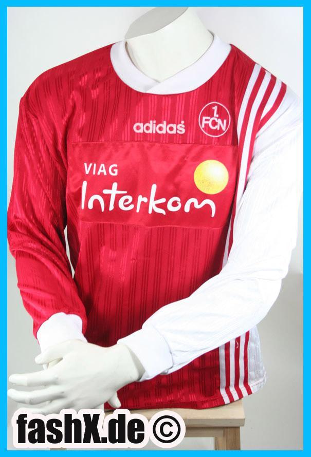 Foto 1 Fc Nürnberg camiseta Adidas Viag Intercom XL oz