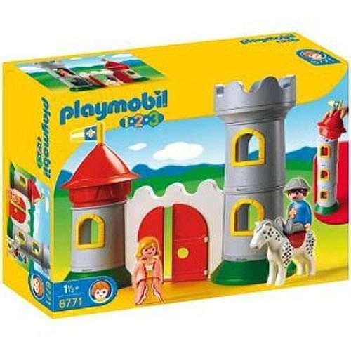 Foto 1.2.3 Mi Primer Castillo Playmobil