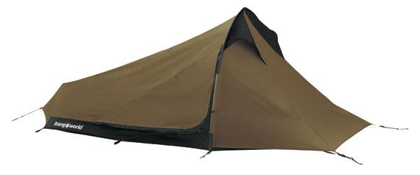 Foto 4 estaciones Trangoworld Light Tent Khak / Black