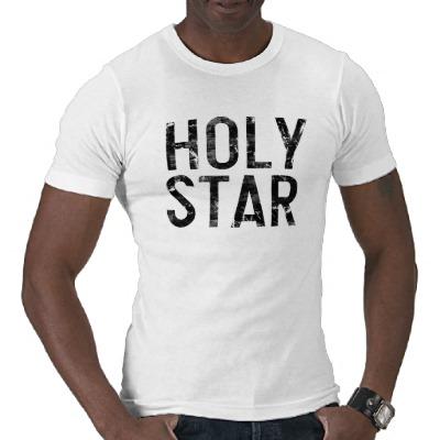 Foto ¿Hollister u Holystar? Camisa del cristiano de los