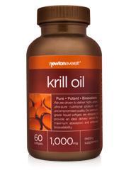Foto Aceite De Krill 1000mg 60 Cápsulas Blandas
