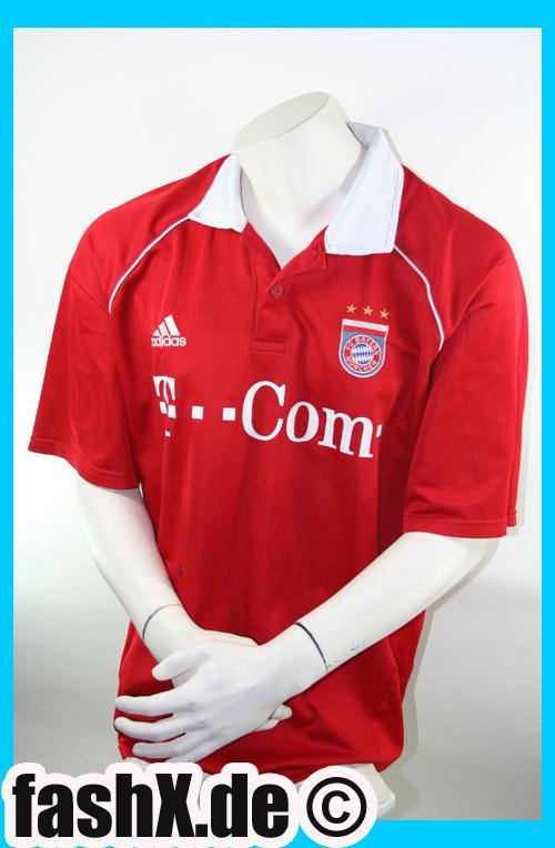 Foto Adidas Bayern München camiseta talla XXL Toni Ribery Lahm