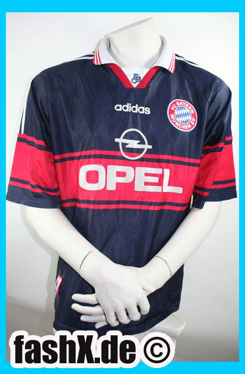 Foto Adidas Bayern München Vintage camiseta talla L 9 Elber + gorra