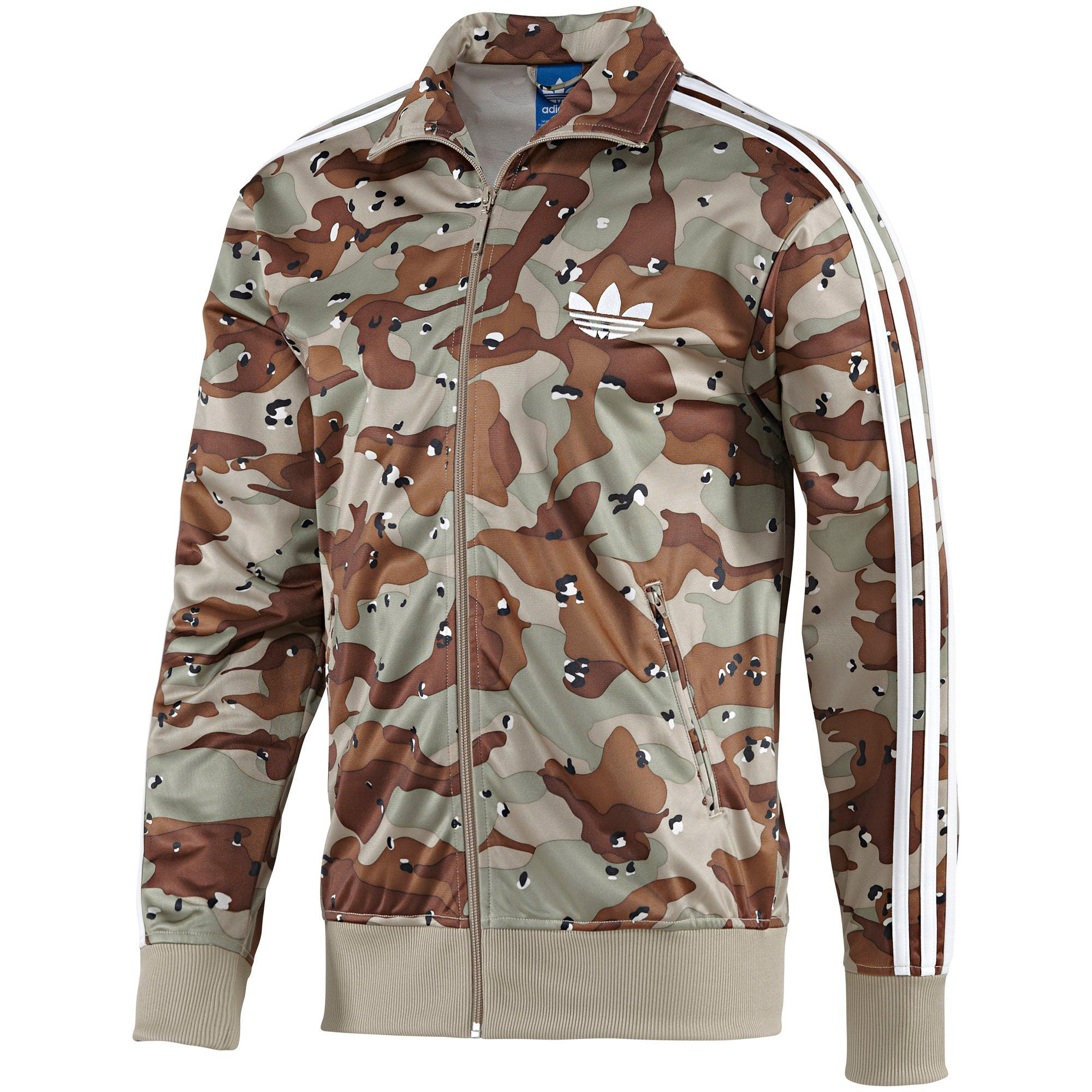 Foto adidas chaqueta de chándal Beckenbauer Hombre foto 75628
