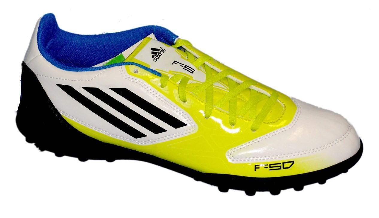 Foto Adidas f50-f5 messi blanco 2012 zapatilla futbol calle sala