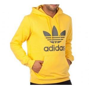 Estimado Que agradable medio  sudadera amarilla hombre adidas outlet online c47d0 5c151