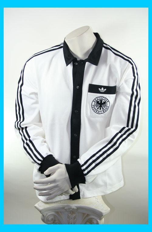 Foto Alemania Maillot Camiseta 1974 talla adulto S Adidas