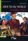 Foto Around the world in eighty days. book + cd