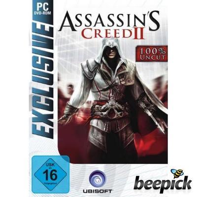 Foto Assassins Creed Ii ( Importado Alemania) 5554-u