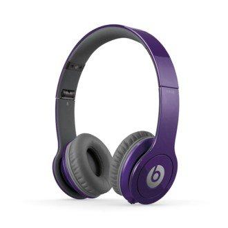 Foto auriculares - beats by dr. dre solo hd lila