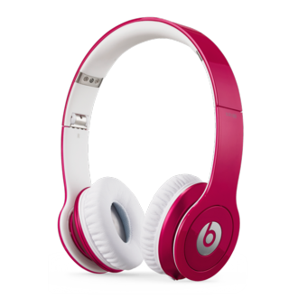 Foto auriculares - beats by dr. dre solo hd rosa