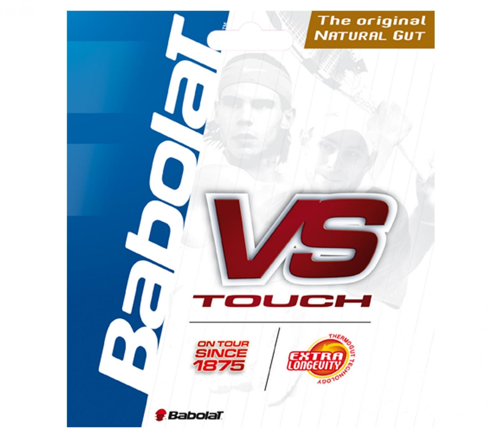 Foto Babolat - VS Touch BT7 Tripa natural - 12m - 1,30mm/natur