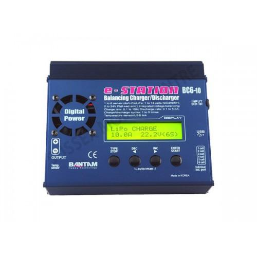 Foto Bantam High-Power 6S Balance Charger/ Discharger BC610 RC-Fever