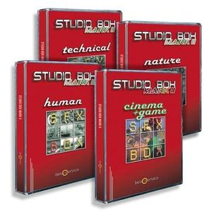 Foto Best Service Studio Box Mark 2 1-4-DVD Set