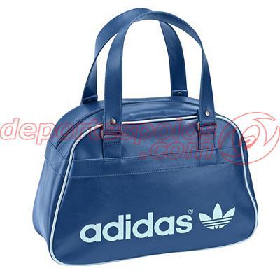 Foto Bolsa/ADIDAS:AC BOWLING BAG Unica AZUL/ALTITUD