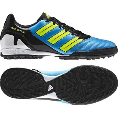 Foto Botas adidas predator absolado trx tf azul-negra-amarillo fluor