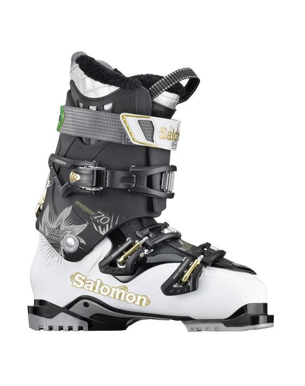 Foto Botas de esquí Junior Quest 770 W Salomon