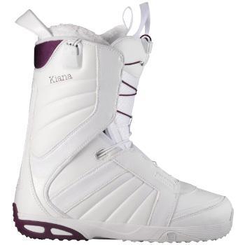 Foto Botas Snowboard Salomon Kiana White 12/13 women - white