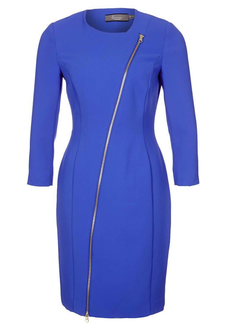 Foto Bourne LEIGH Vestido de cóctel azul