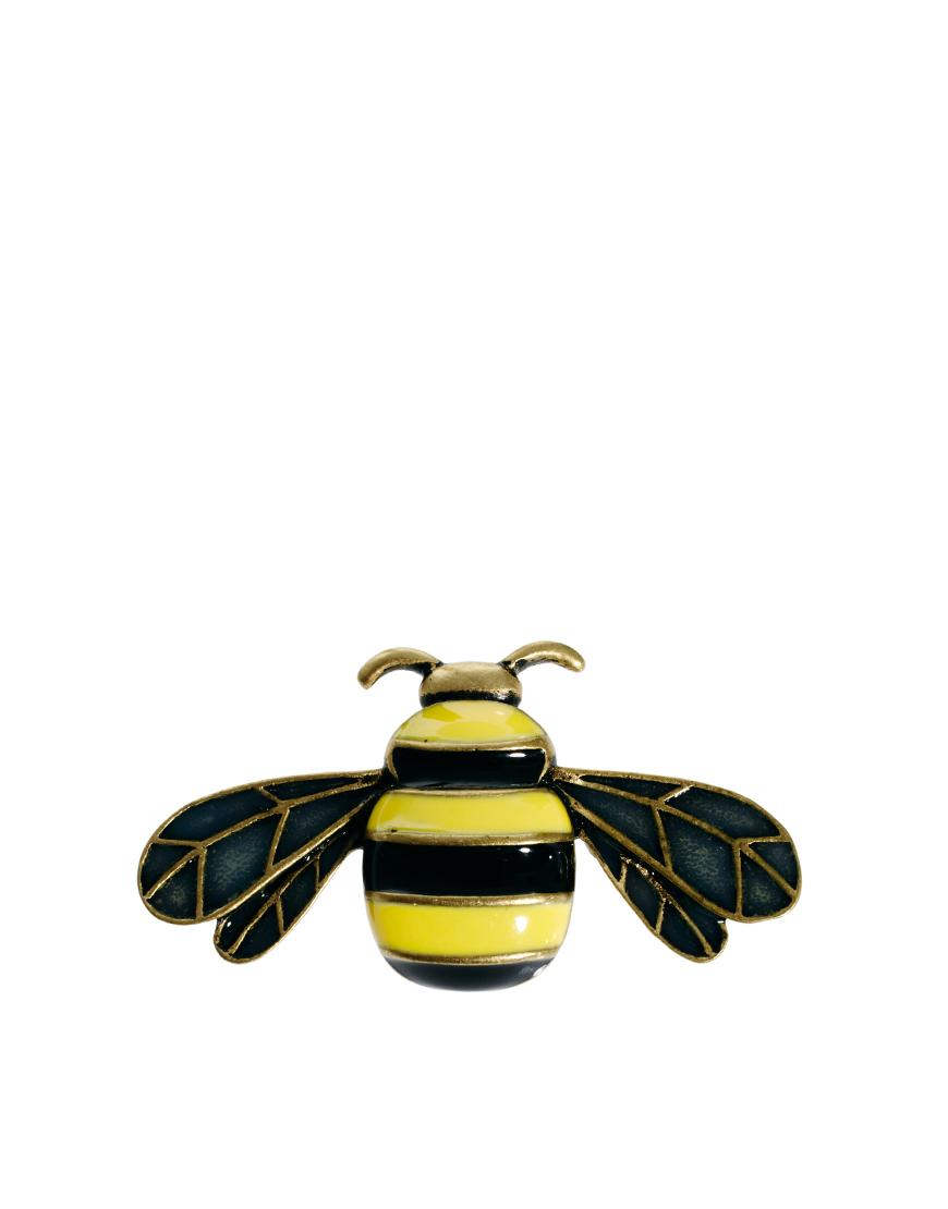 Foto Broche con diseño de abejorro esmaltado de Cath Kidston Multicolor
