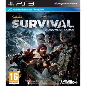 Foto Cabelas Survival Shadows Of Katmai (Move Compatible) PS3
