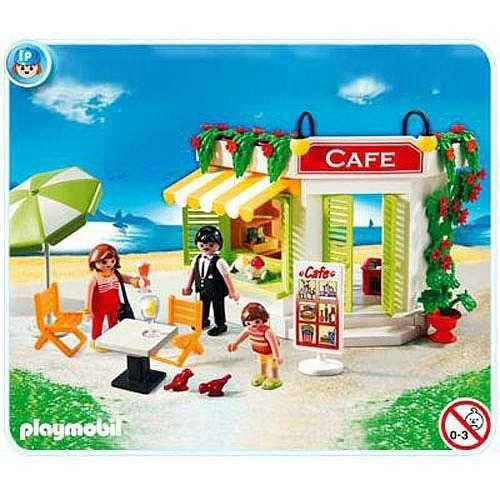 Foto Café del Puerto Playmobil