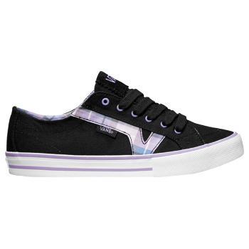 Foto Calzado Vans Tory Sneakers - plaid black/lilac
