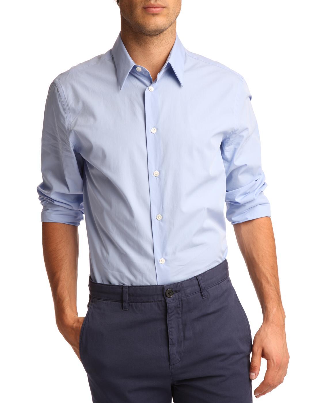 Foto Camisa azul cielo Chatwin Pop