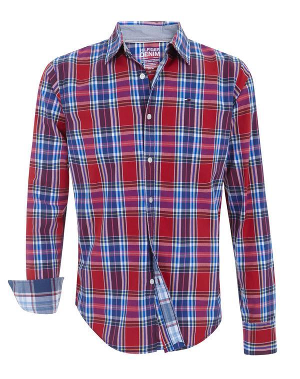 Foto Camisa de hombre Hilfiger Denim