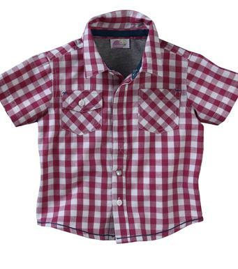 Foto Camisa de manga corta niño