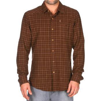 Foto Camisas Volcom Orchestra LS - dark brown