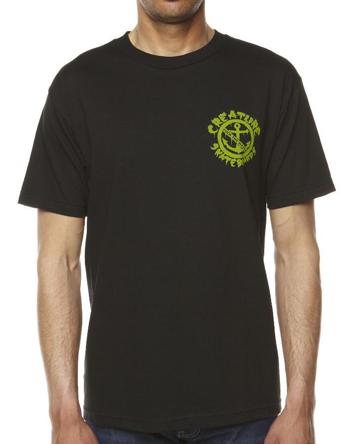 Foto Camiseta Creature Ftw De Creature - Negro