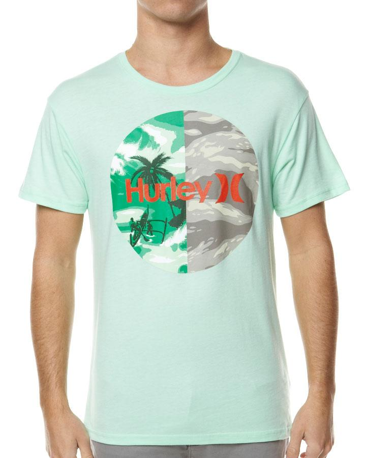 Foto Camiseta Krush Flamo De Hurley - Espuma De Mar