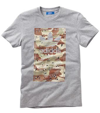 Foto Camiseta manga corta ADIDAS hombre