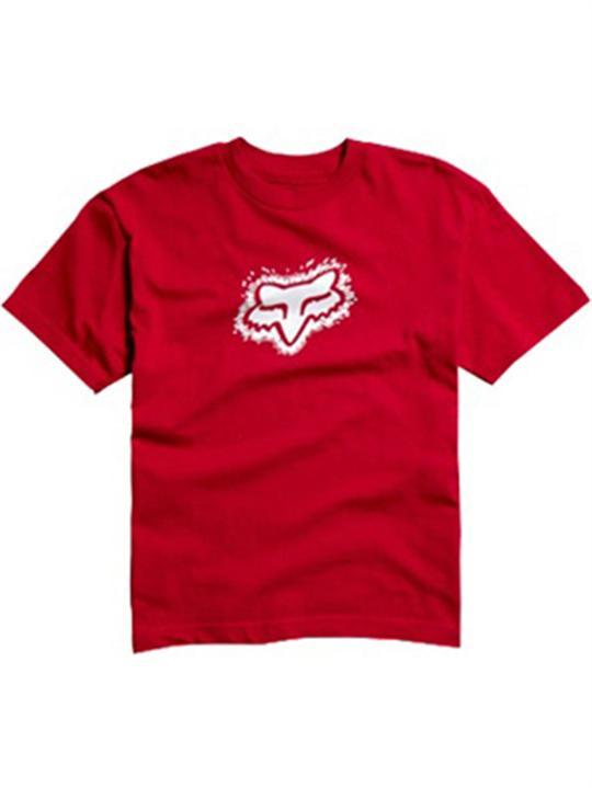 Foto Camiseta niño Fox Ticker Rojo
