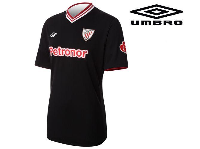 Foto Camiseta oficial del Athletic Club de Bilbao 2012-13. 2ª Equipación.