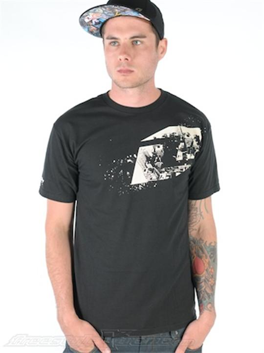 Foto Camiseta One Industries Downtown negro