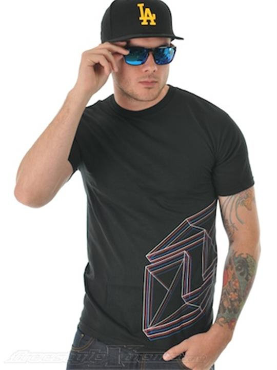 Foto Camiseta One Industries Ready-Made Negro