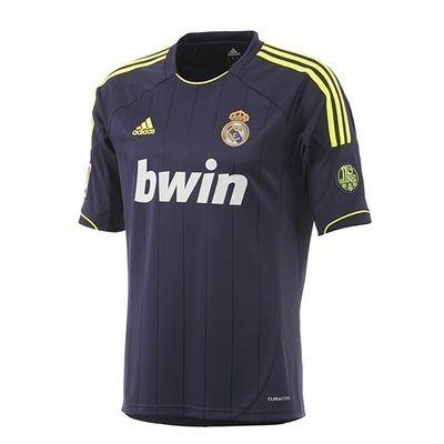 Foto Camiseta Real Madrid Exterior