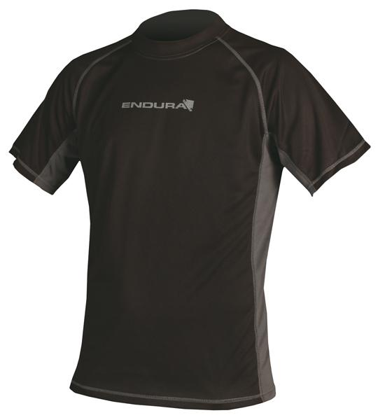 Foto Camisetas - sudaderas Endura Cairn S/s T Shirt Black/grey