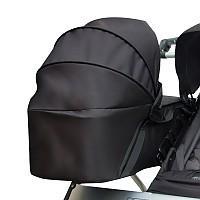 Foto Capazo duet - negro/gris - accesorios silla de paseo mountain buggy