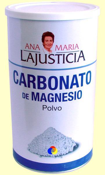 Foto Carbonato de Magnesio - Ana María Lajusticia - 180 gramos