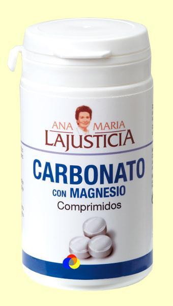 Foto Carbonato de Magnesio - Ana María Lajusticia - 75 comprimidos