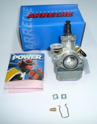 Foto Carburador Arreche 821/4 For Moto Motor Resistente Duradero Calidad Alta