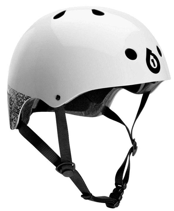 Foto Casco Sixsixone 661 Dirt Lid Blanco