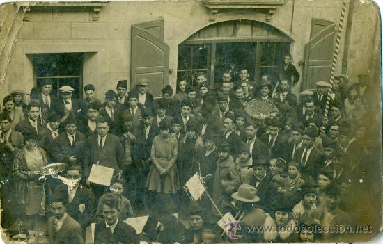 Foto cataluña barrretinas lugar a determinar hacia 1920