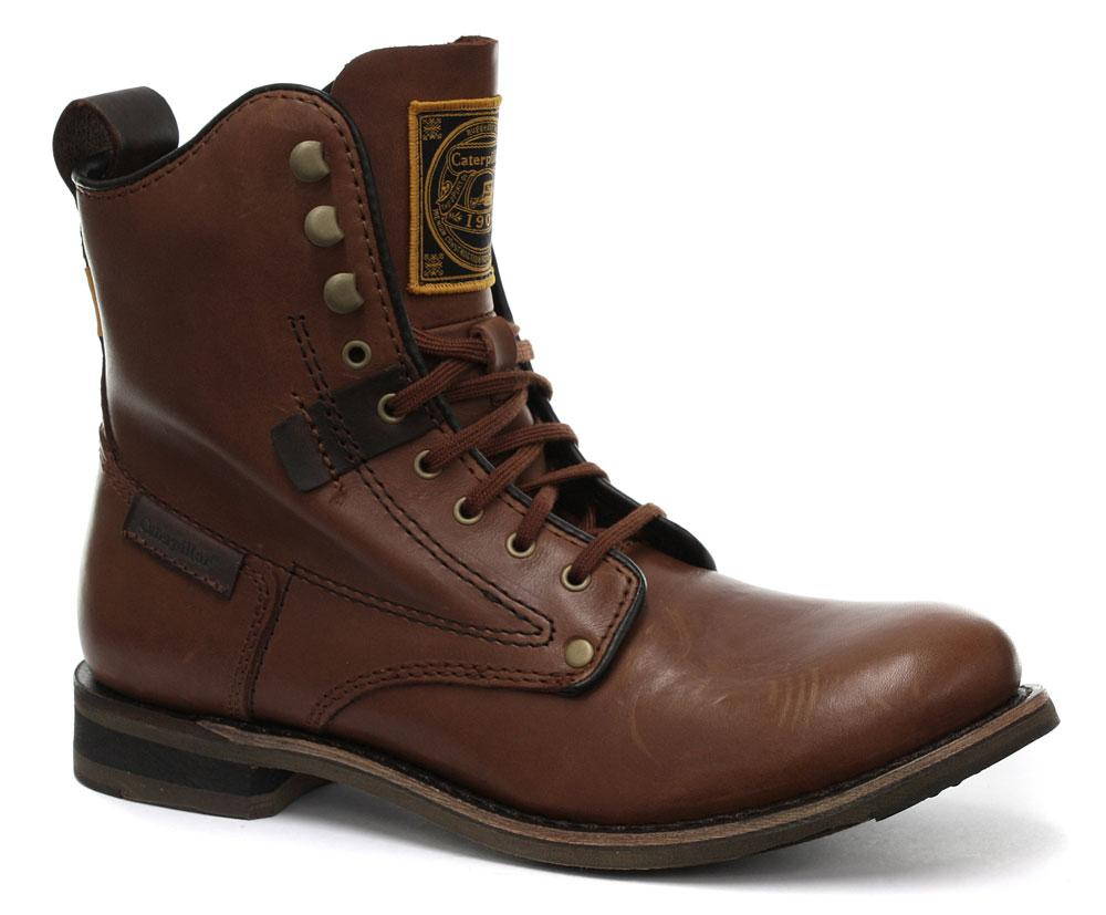 Foto Caterpillar Orson Mens Lace Up Ankle Boots