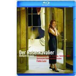 Foto Cavaliere Della Rosa (Il) / Der Rosenkavalier (2 Dvd)